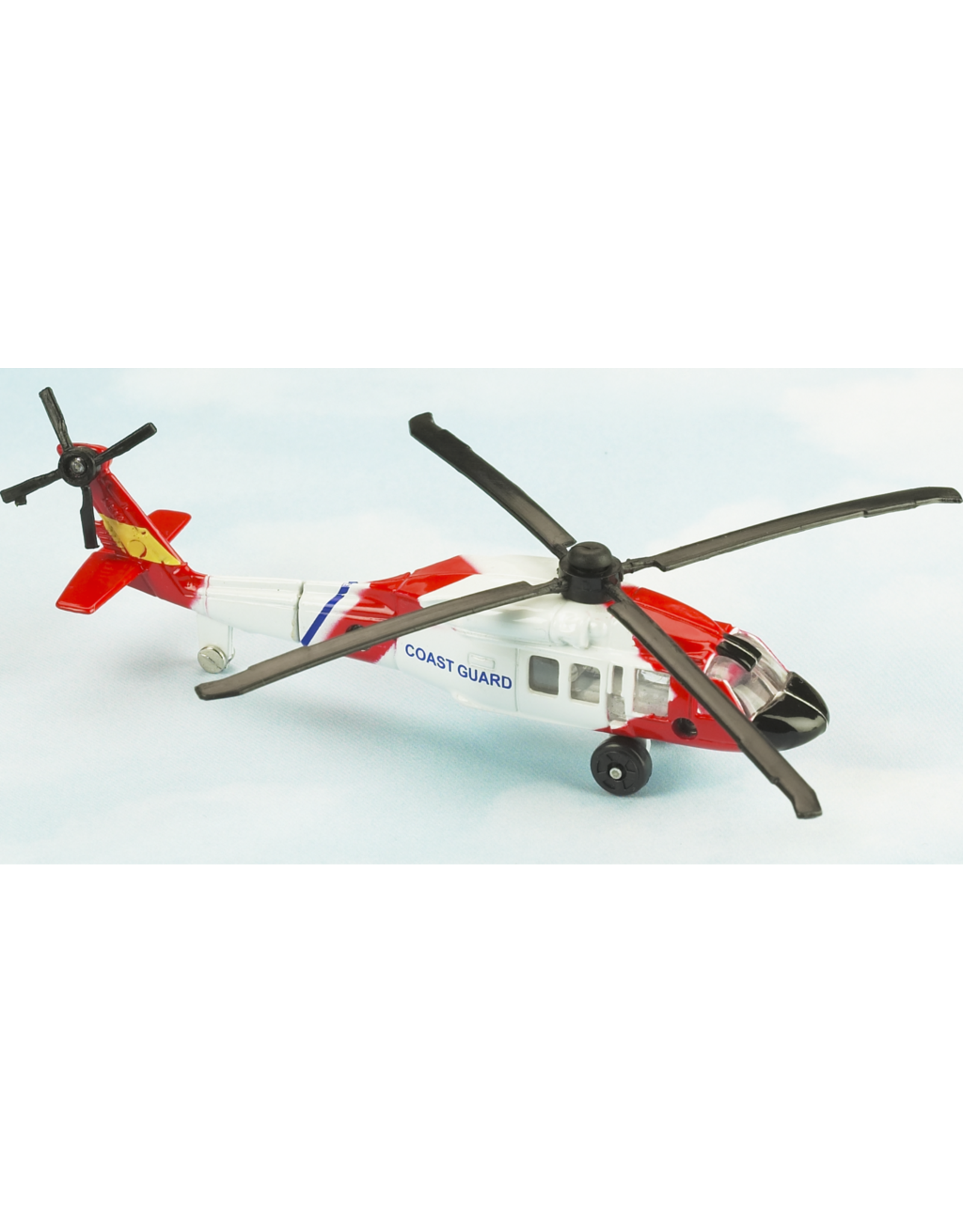Hot Wings Uh 60 Coast Guard Helicopter Hub Hobby