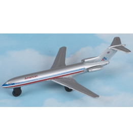 Hot Wings American Airlines Boeing 727