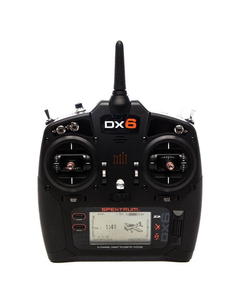 Spektrum SPMR6750 - DX6 6-Channel DSMX Transmitter Only Gen 3, Mode 2