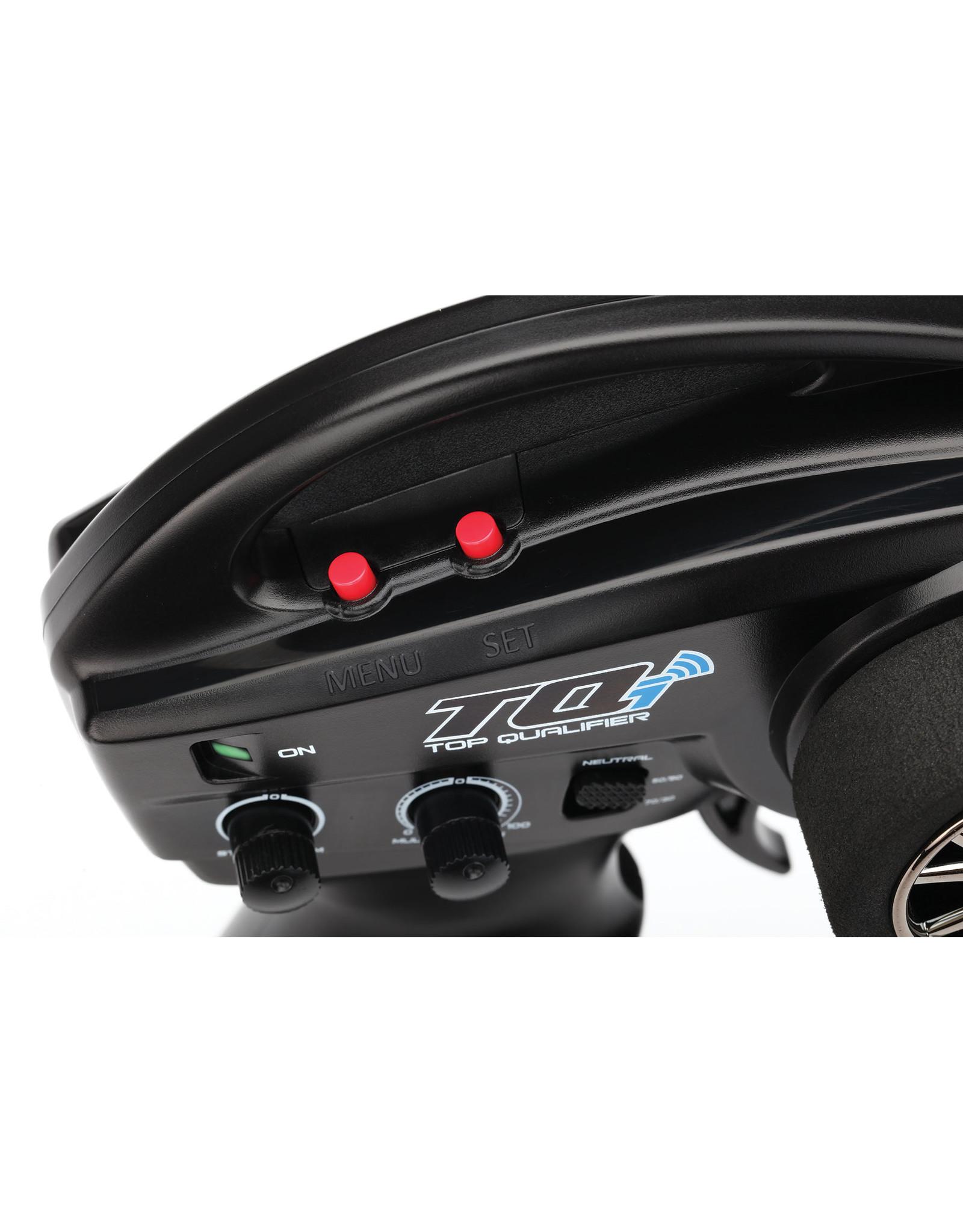 Traxxas 6509R - TQi 2.4GHz 2-Channel Radio System w/TSM & Micro Receiver