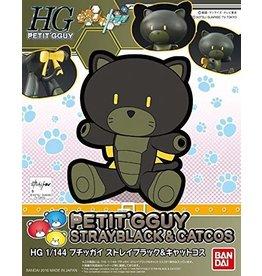 Bandai #10 Petit'GGuy StrayBlack & CatCos