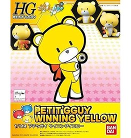 Bandai #03 Petit'GGuy Winning Yellow