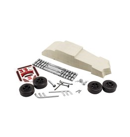 Pinecar 374 - Deluxe Car Kit, Bandit Coupe