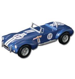 Pinecar 3950 - Premium Car Kit, Blue Venom Racer