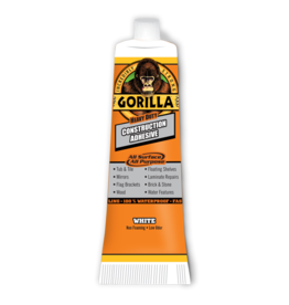 Gorilla Glue Gorilla - Heavy Duty Construction Adhesive (2.5oz)