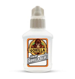Gorilla Glue Gorilla - Clear Glue (1.75oz)