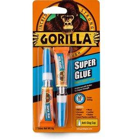 Gorilla Glue Gorilla - Super Glue (3g, 2pck)
