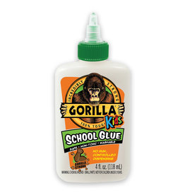 Gorilla Glue Gorilla - School Glue (4oz)