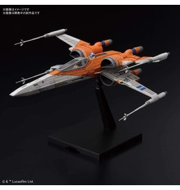 Bandai Poe's X-Wing Fighter