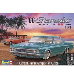Revell 4497 - 1966 Chevy Impala SS 396 2'N1