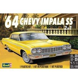 Revell 4487 - 1964 Chevy Impala SS 2'N1