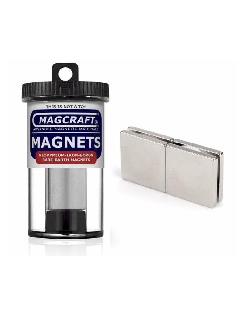 Magcraft NSN0613 - Block  1'' x 1'' (4 Count)