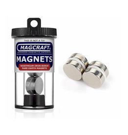 Magcraft NSN0582 - Disc  0.75'' x 0.25'' (4 Count)