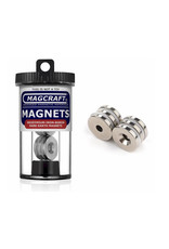 """Magcraft NSN0589 - Ring 0.75"""" x 0.2"""" (6 Count)"""