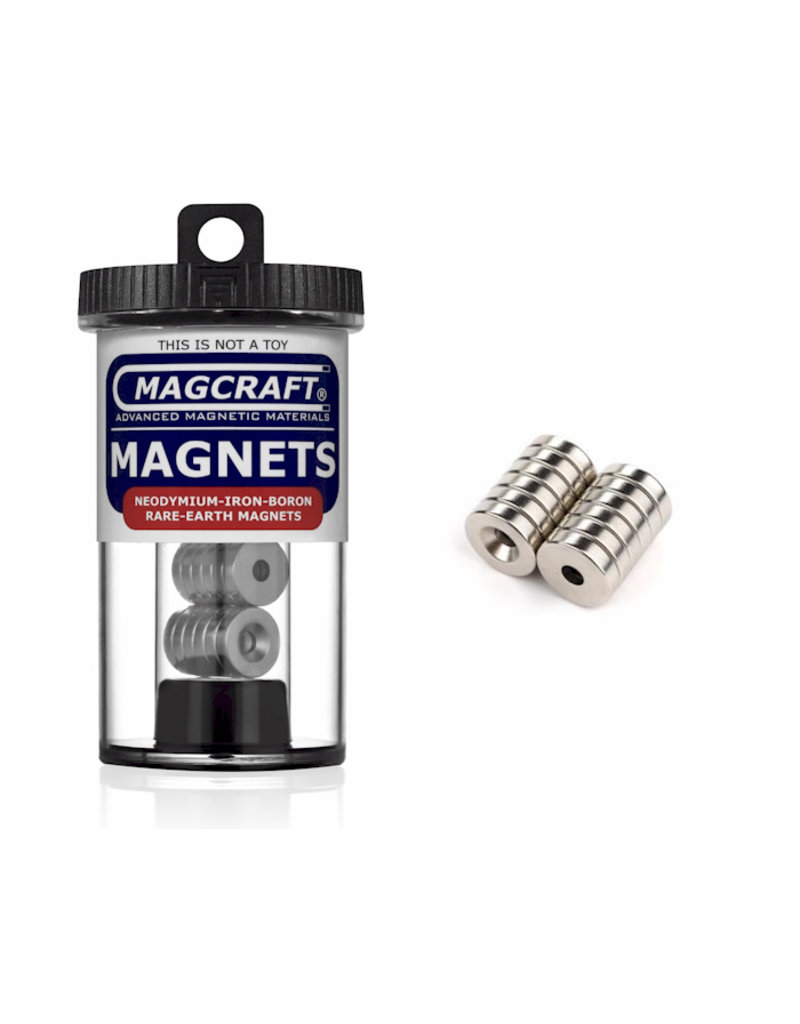 """Magcraft NSN0590 - Ring 0.5"""" x 0.15"""" (12 Count)"""