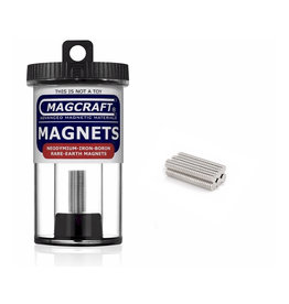 "Magcraft NSN0592 - Disc 0.125"" x 0.03125"" (150 Count)"