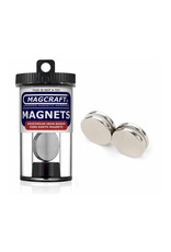 "Magcraft NSN0604 - Disc 1'' x 0.125"" (4 Count)"