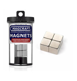 "Magcraft NSN0607 - Cube 0.5"" x 0.5"" (4 Count)"