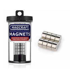 "Magcraft NSN0641 - Disc 0.5"" x 0.25"" (8 Count)"