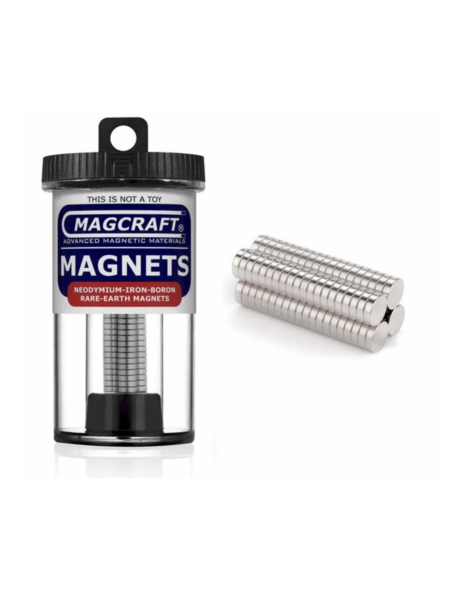 "Magcraft NSN0657 - Disc 0.25"" x 0.0625"" (80 Count)"