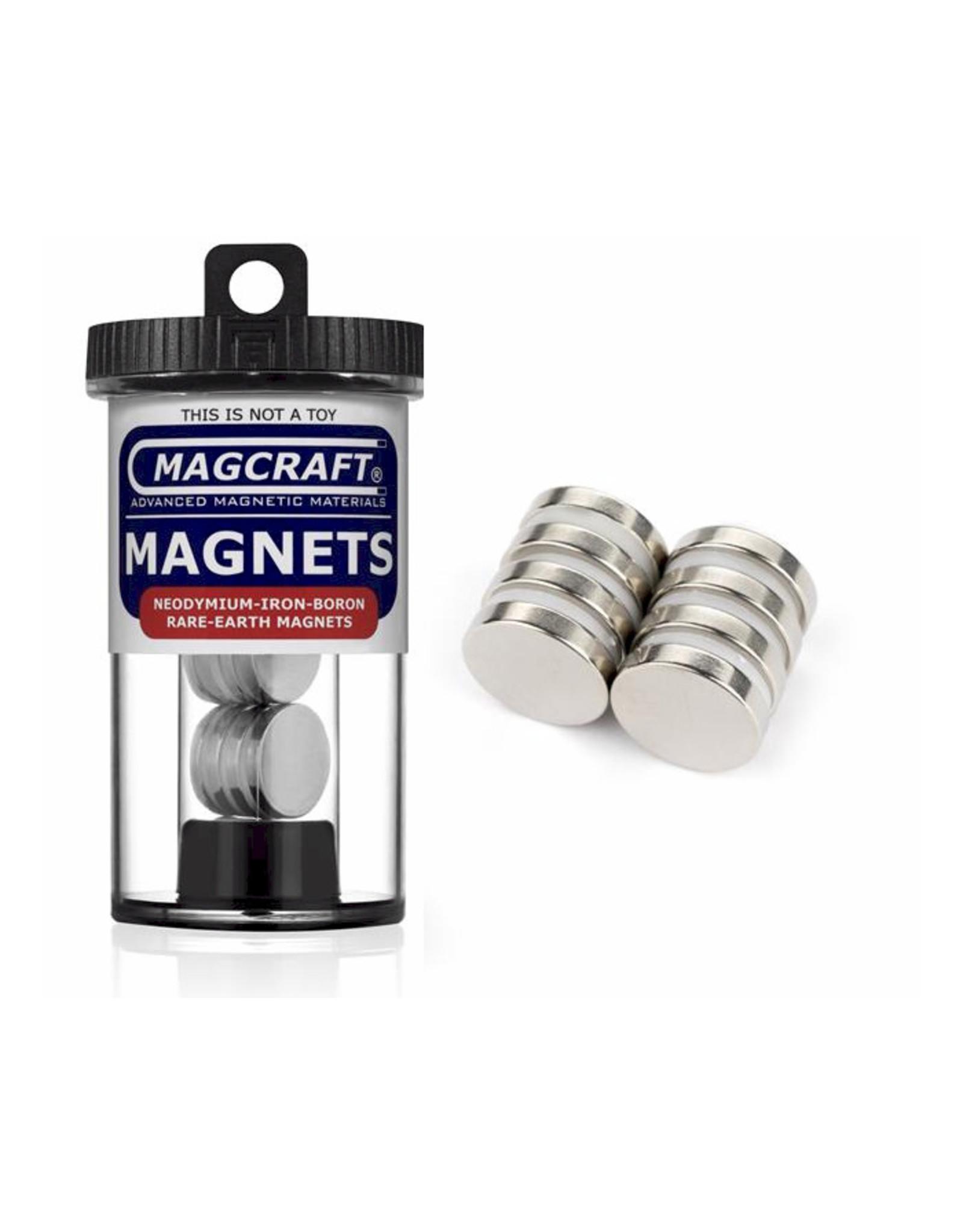 Magcraft NSN0674 - Disc 0.625'' x 0.125'' (8 count)