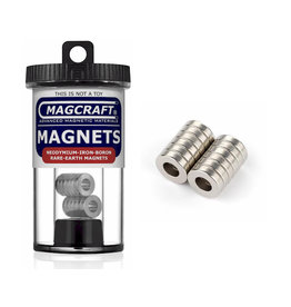 "Magcraft NSN0814 - Ring 0.5"" x 0.25"" (12 Count)"