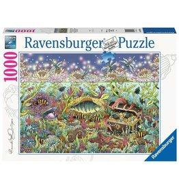 Ravensburger Underwater Kingdom at Dusk - 1000 Piece Puzzle