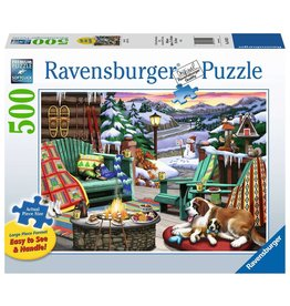 Ravensburger Apres All Day - 500 Piece Puzzle