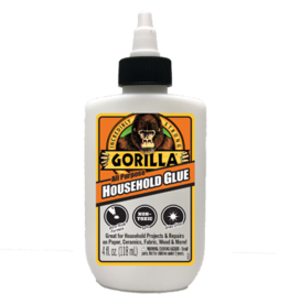 Gorilla Glue Gorilla - Household Glue (4oz)