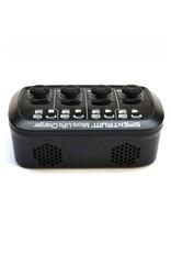 Spektrum SPMXC1040 - S44 Micro 4-port AC/DC 1S LiPo Smart Charger