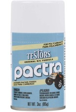 Pactra 303401 - Sprint White - RC Lacquer Spray - Gloss Finish (3oz)