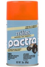 Pactra 303409 - Orange - RC Lacquer Spray - Fluorescent Finish (3oz)
