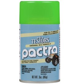 Pactra 303410 - Green - RC Lacquer Spray - Fluorescent Finish (3oz)