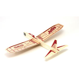 Guillows Jetfire - Balsa Glider