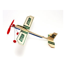 Guillows Jetstream - Balsa Motorplane