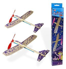 Guillows Twinkle Twin Pack - Balsa Motorplane