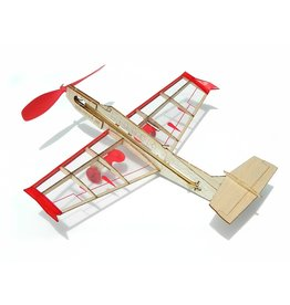 Guillows Rockstar Jet - Balsa Motorplane Mini Model