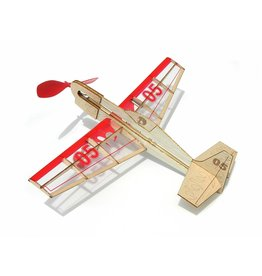Guillows Stunt Flyer - Balsa Motorplane Mini Model