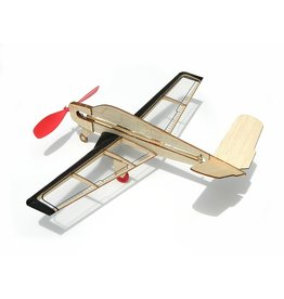 Guillows V-Tail - Balsa Motorplane Mini Model