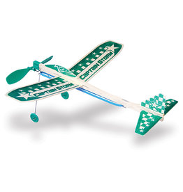 Guillows Captain Storm - Balsa Motorplane