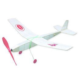 Guillows Fly Boy - Balsa Motorplane