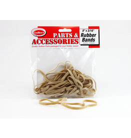 "Guillows 8"" Rubber Bands (10)"
