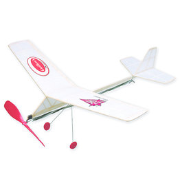 Guillows Cloud Buster - Balsa Motorplane