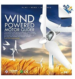Play Steam Wind Powered Motor Glider