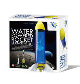 Play Steam Water Powered Rocket Science Kit