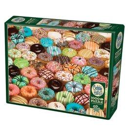 Cobble Hill Doughnuts - 1000 Piece Puzzle