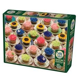 Cobble Hill Cupcakes & Saucers - 1000 Piece Puzzle