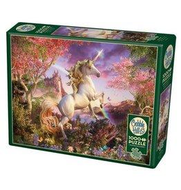 Cobble Hill Unicorn - 1000 Piece Puzzle
