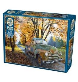 Cobble Hill Joyride - 500 Piece Puzzle