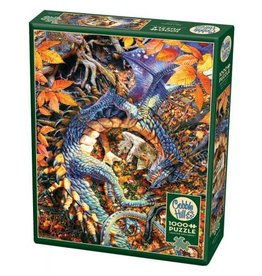 Cobble Hill Abby's Dragon - 1000 Piece Puzzle
